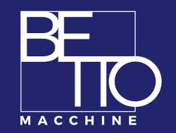 Betto Macchine srl – Rappresentanza di Macchine utensili